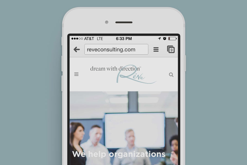 Rêve Consulting Website