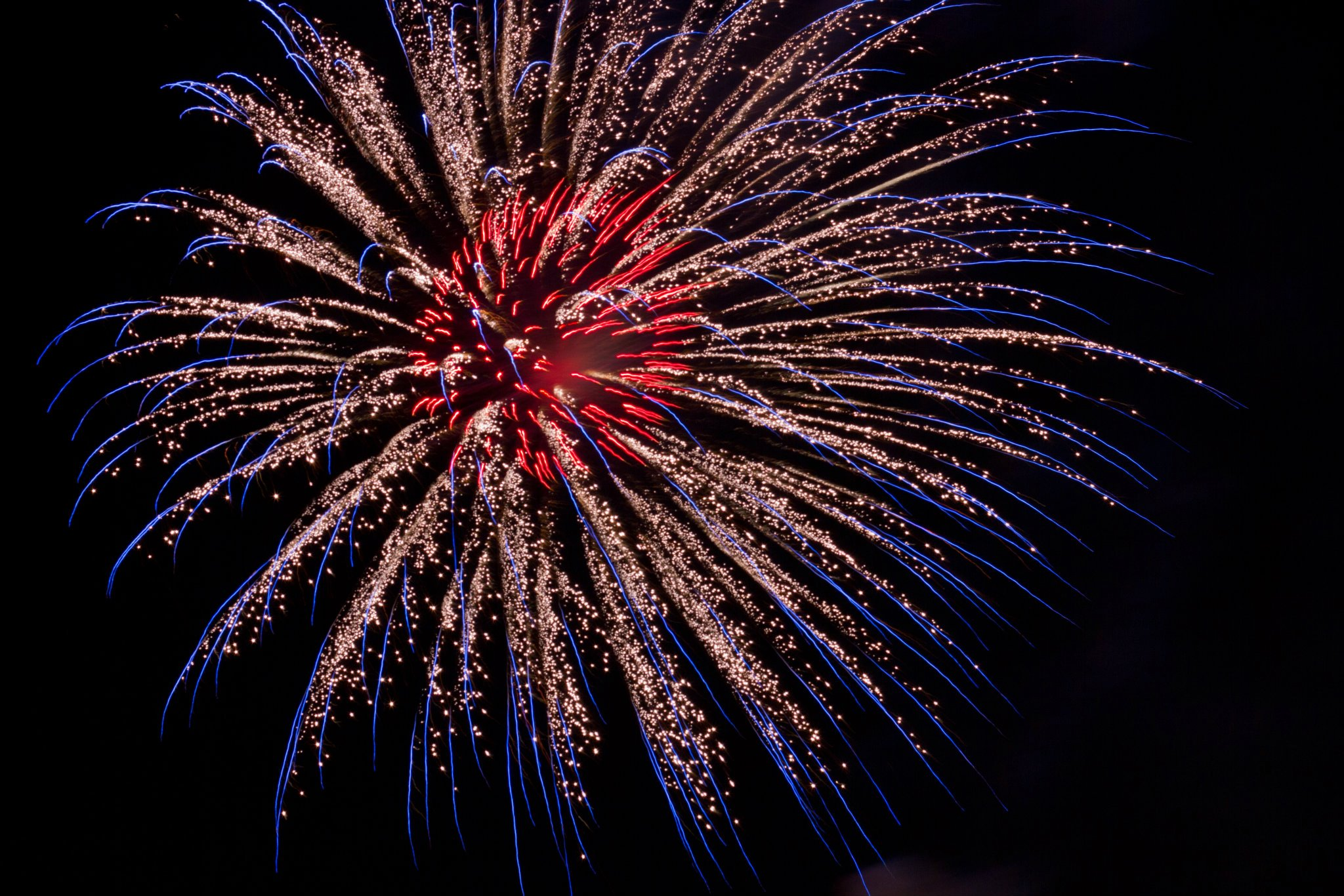 July Fireworks